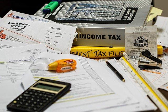 daň z příjmů